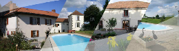 Bed and Breakfast Saulgond - 10 people - holiday home  #5404
