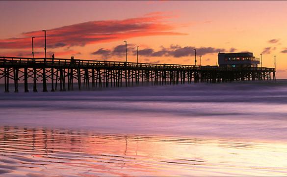 Maison Newport Beach - 6 personnes - location vacances