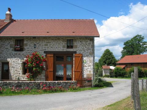 Gite à Saint-pardoux-morterolles à louer pour 6 personnes - location n°10003