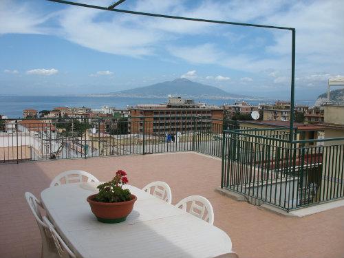 Appartement in Sorrento für  5 •   mit Balkon