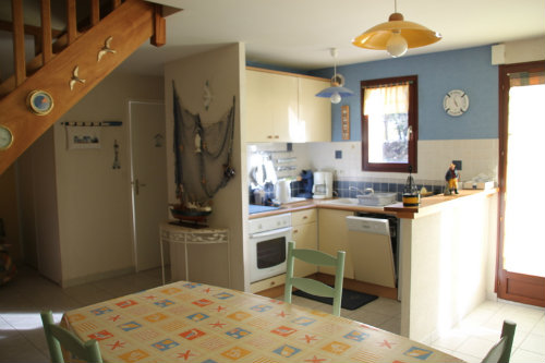 House in La turballe - Vacation, holiday rental ad # 10009 Picture #2