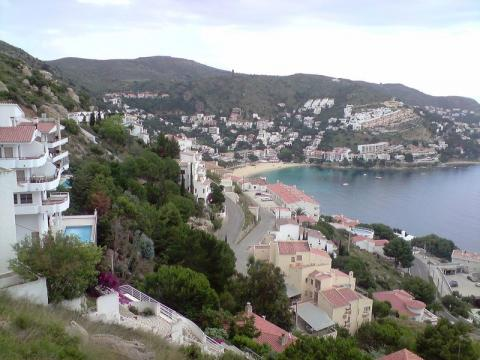 Flat in Rosas - Vacation, holiday rental ad # 10033 Picture #0