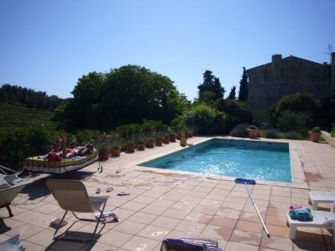 House in Ollioules - Vacation, holiday rental ad # 10112 Picture #2