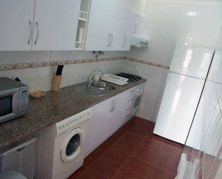 House in Manta Rota (Praia da Lota) - Vacation, holiday rental ad # 10126 Picture #3