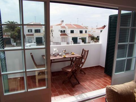House in Manta rota (praia da lota) for rent for  5 people - rental ad #10126
