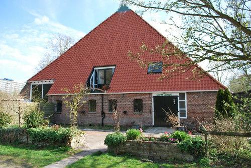 Bed and Breakfast 4 personen Leeuwarden - Vakantiewoning  no 10135