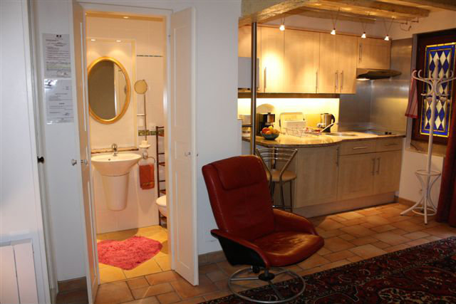 Studio in Strasbourg - Vacation, holiday rental ad # 10172 Picture #0