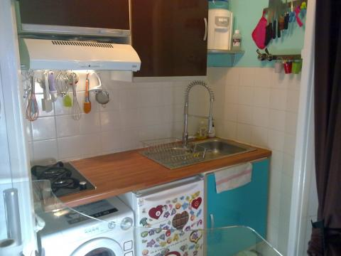 Studio in Le Cannet - Vacation, holiday rental ad # 10177 Picture #3