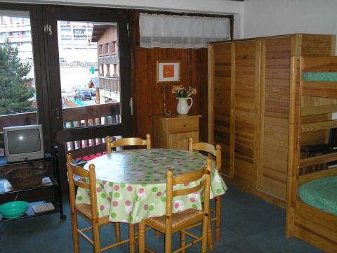 Studio in les deux alpes,1650/3600 - Vacation, holiday rental ad # 102 Picture #2