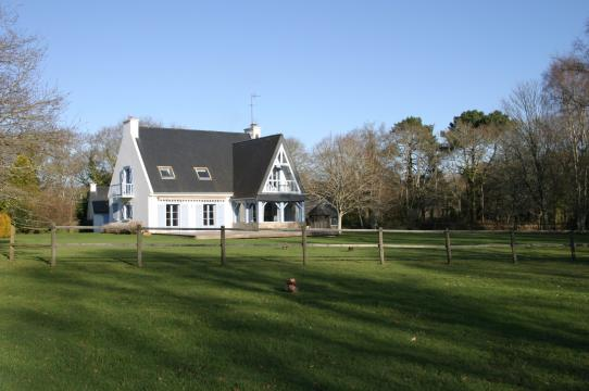 House in Clohars Carnoet - Vacation, holiday rental ad # 10223 Picture #0