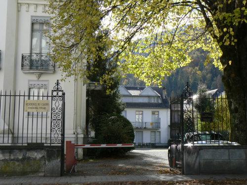 Studio Bagnères-de-luchon - 4 personnes - location vacances  n°10242
