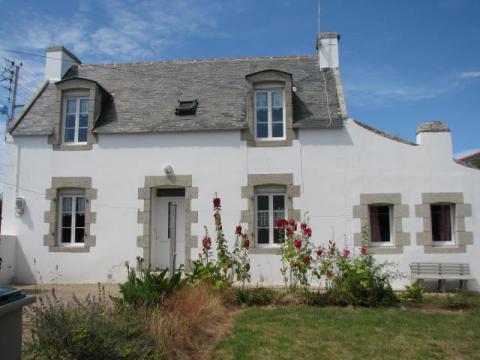Haus Lesconil - 6 Personen - Ferienwohnung N°10389