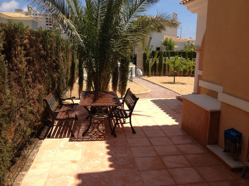 Chalet in ALICANTE - Vacation, holiday rental ad # 10558 Picture #1