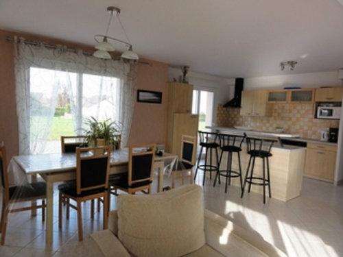 Maison Gouville Sur Mer - 7 personnes - location vacances  n°10576