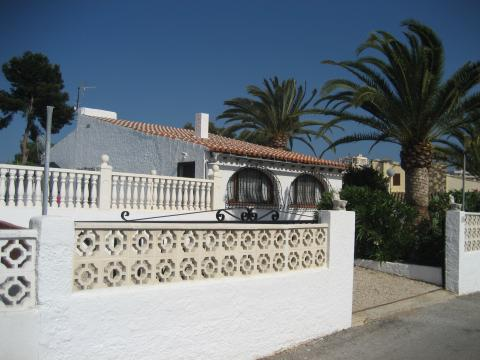 House in CALPE - Vacation, holiday rental ad # 10577 Picture #3