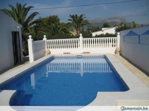 House Calpe - 7 people - holiday home  #10577