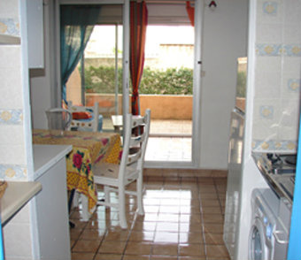 Flat La Ciotat - 4 people - holiday home  #10581