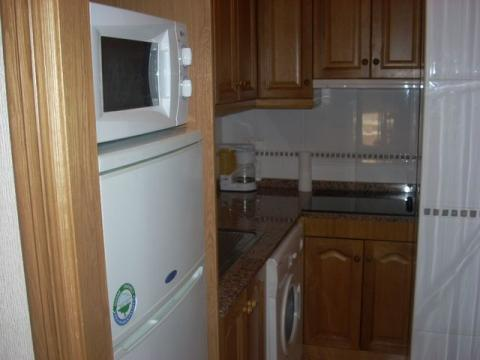 Flat in Torrevieja - Vacation, holiday rental ad # 10617 Picture #3