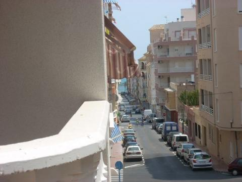 Flat in Torrevieja - Vacation, holiday rental ad # 10617 Picture #0