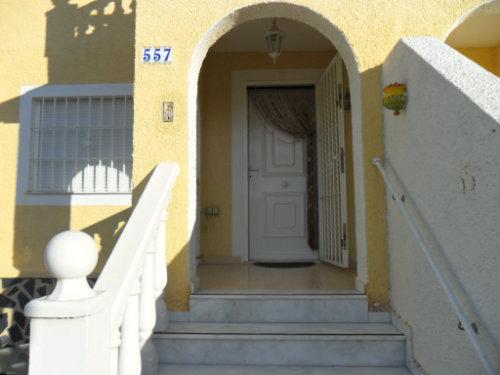Maison à Santa pola (alicante) pour  8 •   avec terrasse   n°10669