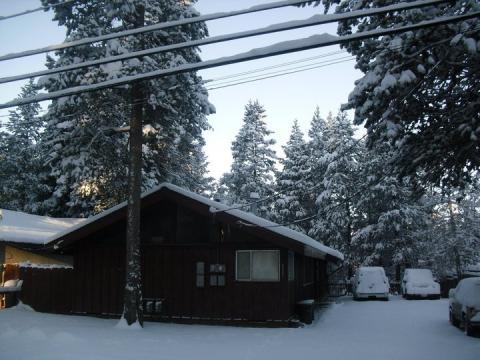 Huis South Lake Tahoe - 7 personen - Vakantiewoning