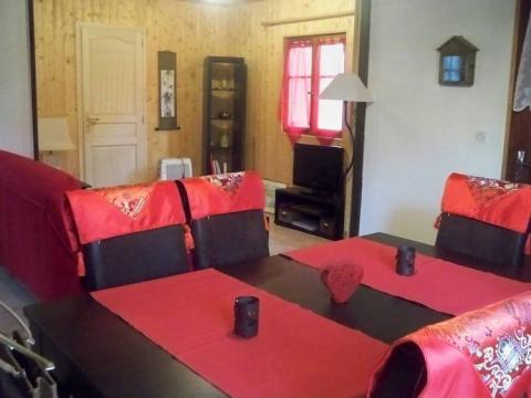 Chalet in La chapelle du bard - Vacation, holiday rental ad # 10781 Picture #2