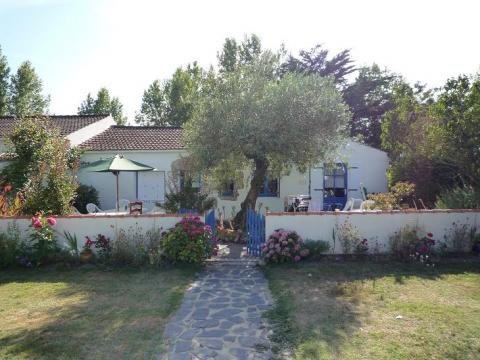 Gite in Le perrier - Vacation, holiday rental ad # 1083 Picture #1