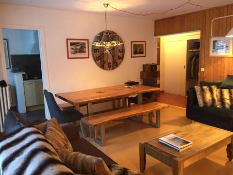 Appartement Saint Chaffrey - 6 personnes - location vacances  n°10943
