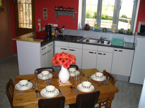 Maison Bannalec - 6 personnes - location vacances  n°10987