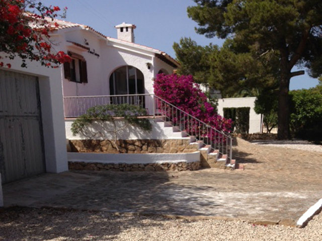 House in Calpe - Vacation, holiday rental ad # 10999 Picture #0