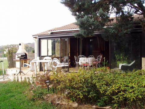House in Varennes sur usson for rent for  6 people - rental ad #11044
