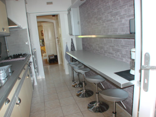 Flat in Le pradet - Vacation, holiday rental ad # 11057 Picture #4