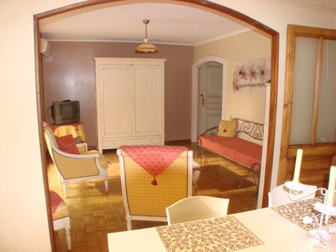 Flat in Le pradet - Vacation, holiday rental ad # 11057 Picture #0