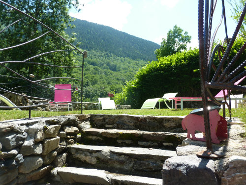 House Bagneres De Luchon - 8 people - holiday home  #11071