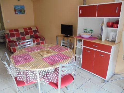 Appartement in Le crotoy für  2 Personen