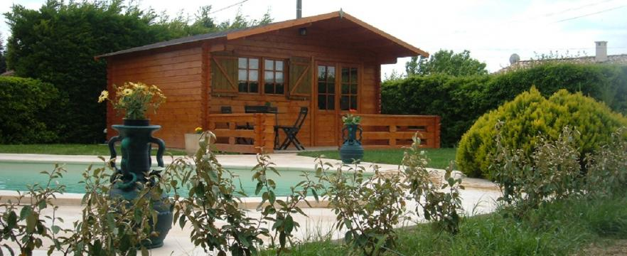 Chalet in Domazan - Vacation, holiday rental ad # 11076 Picture #0