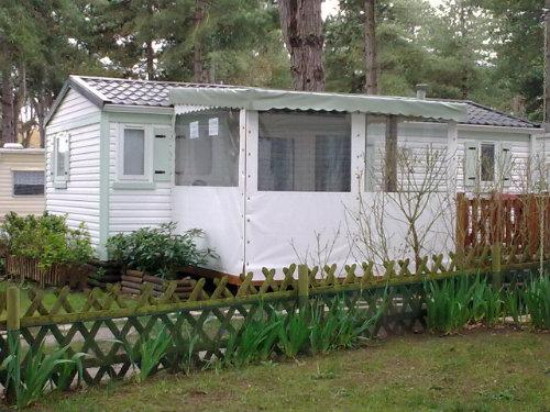 Mobil-home Quend Plage Les Pins - 6 personnes - location vacances  n�11165