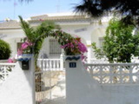 House in Alicante - Vacation, holiday rental ad # 11197 Picture #1