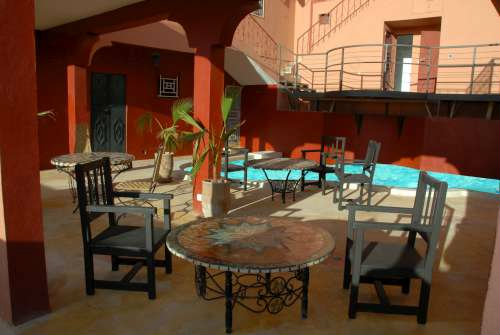 Bed and Breakfast in Ouarzazate - Vakantie verhuur advertentie no 11204 Foto no 2