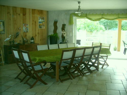 House in La tremblade - Vacation, holiday rental ad # 11219 Picture #0