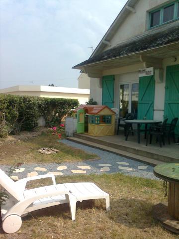Maison La Plaine Sur Mer - 6 personnes - location vacances  n°11237