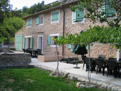 Gite in Sisteron - Vacation, holiday rental ad # 11314 Picture #0