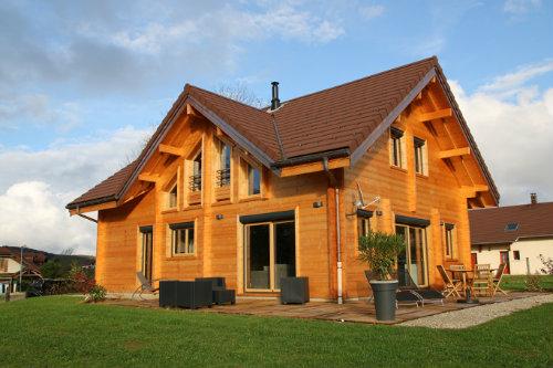 Chalet à Le frasnois à louer pour 4 personnes - location n°11352