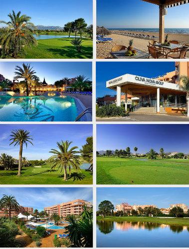 Appartement à Oliva - denia à louer pour 6 personnes - location n°11362