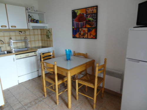 Flat in Anglet - Vacation, holiday rental ad # 11369 Picture #6