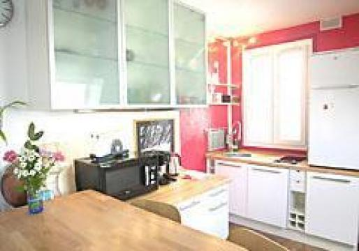 Flat in PARIS 10e - Vacation, holiday rental ad # 11393 Picture #1