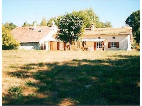House in Agonac - Vacation, holiday rental ad # 11422 Picture #0
