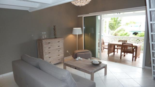 Flat in Saint martin for rent for  4 people - rental ad #11438