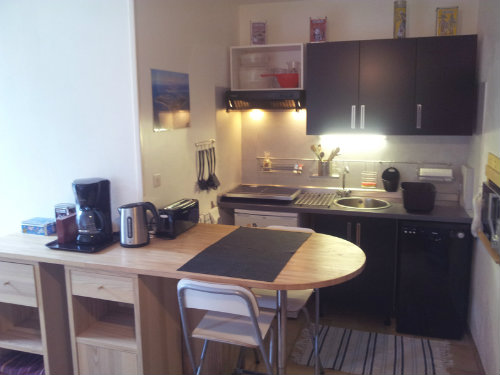 Studio in la rochelle - Vacation, holiday rental ad # 11475 Picture #1