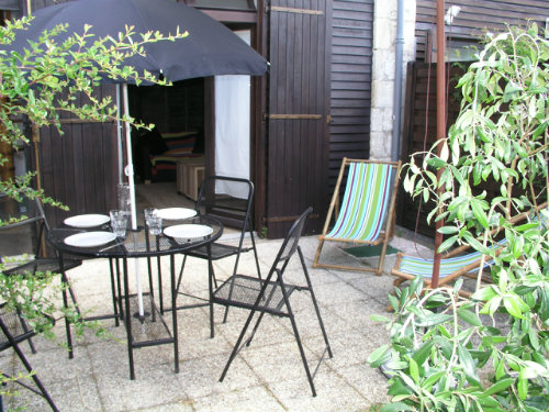 Studio in la rochelle - Vacation, holiday rental ad # 11475 Picture #4